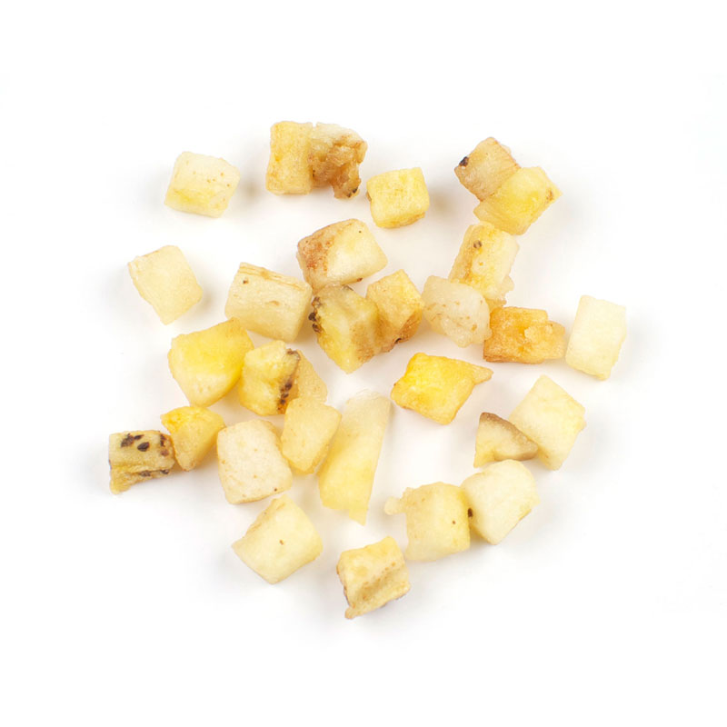 BANANA CHIPS, DICED
