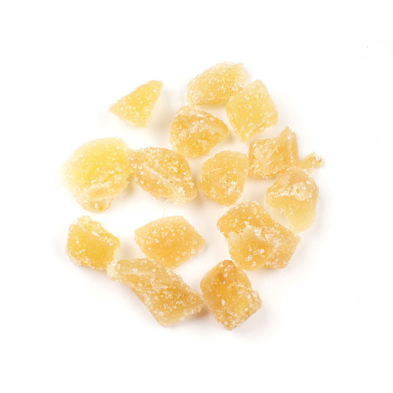 DICED CRYSTALLIZED GINGER 8-10mm