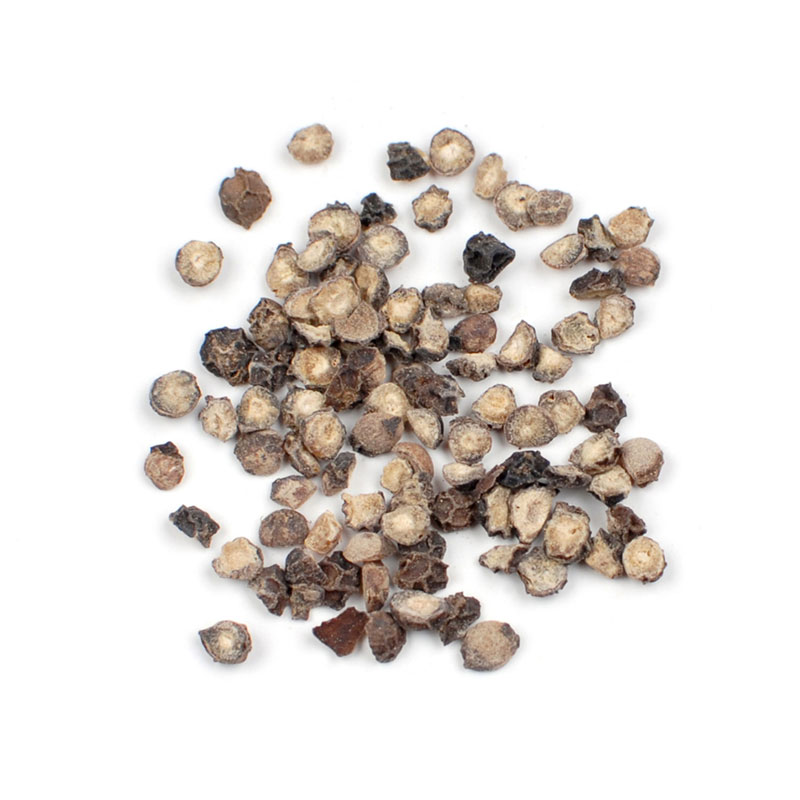 1/2 CRACKED BLACK PEPPERCORNS