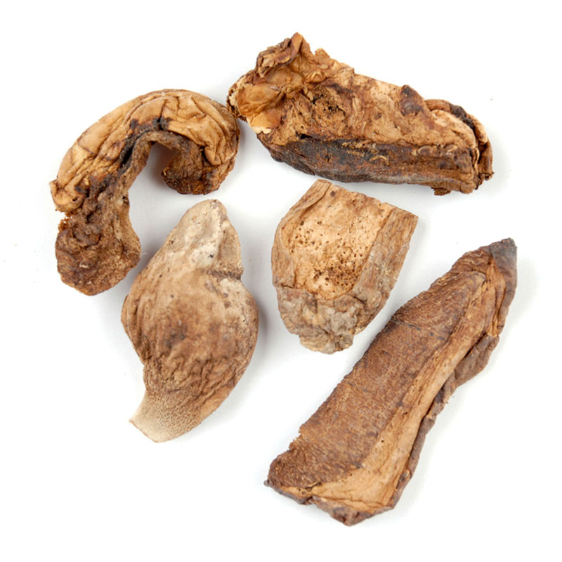 DRIED GRADE B PORCINI MUSHROOMS