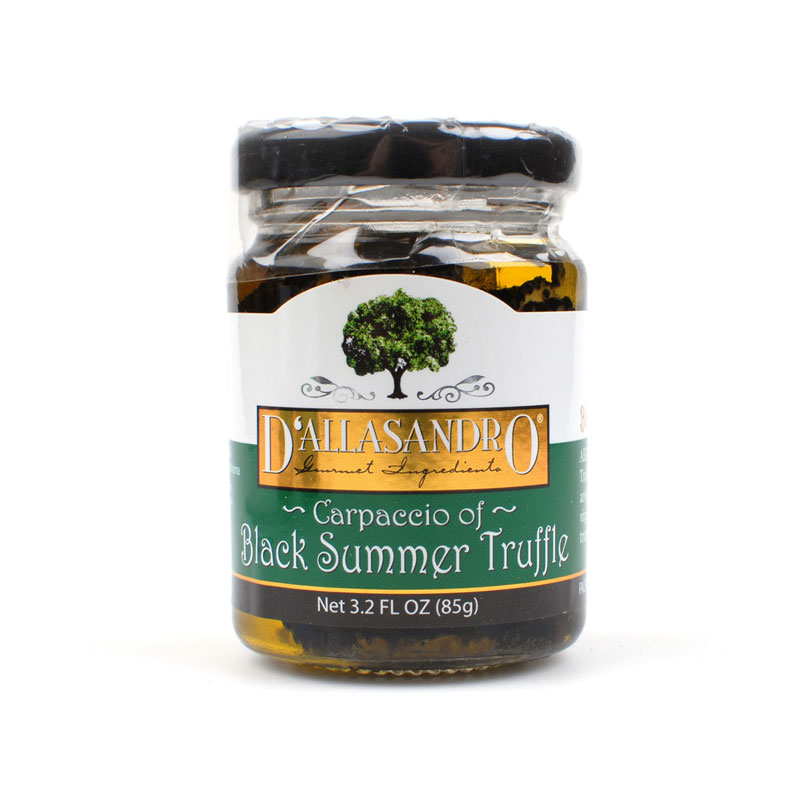 SLICED BLACK SUMMER TRUFFLE