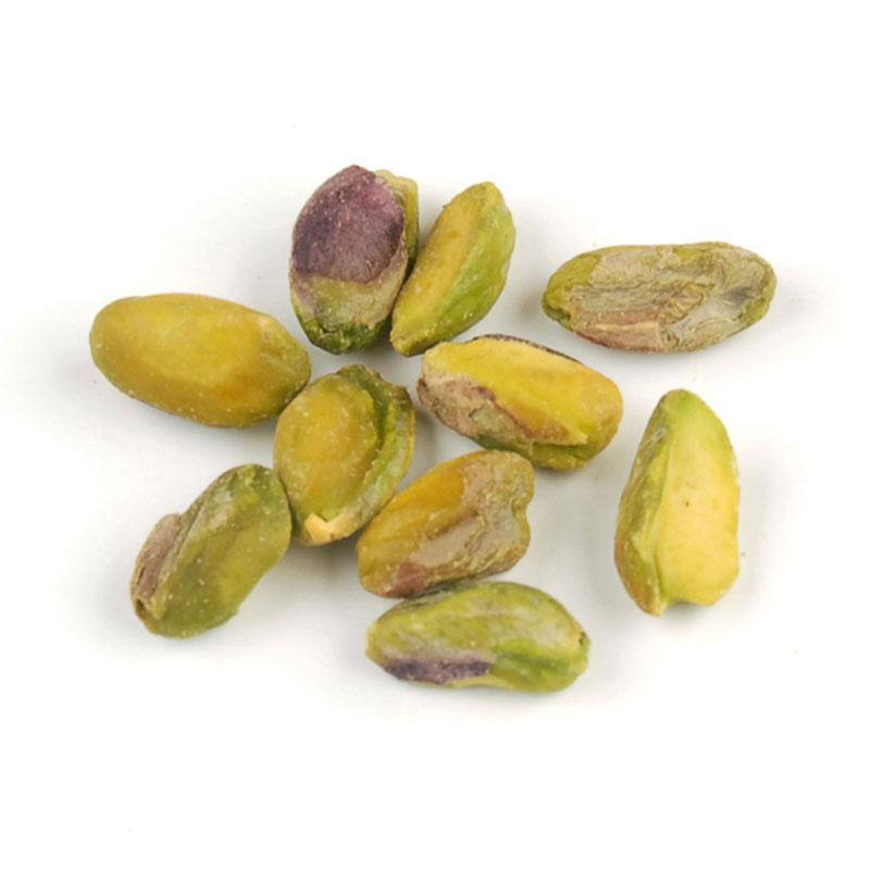 RAW SHELLED PISTACHIOS*
