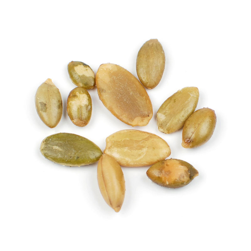ROASTED AND SALTED PUMPKIN SEEDS KERNELS (PEPITAS)