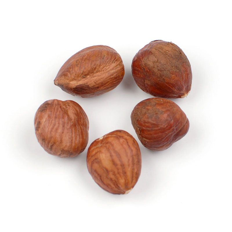 RAW WHOLE HAZELNUTS*