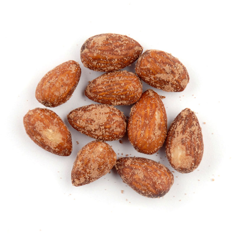 HICKORY SMOKED ALMONDS*