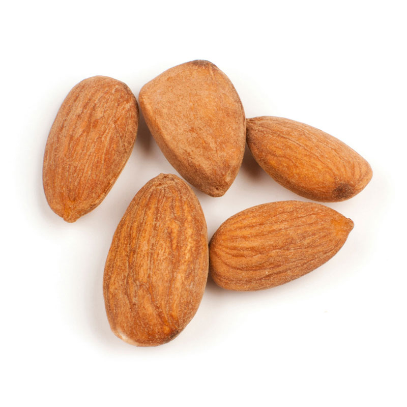 DRY ROASTED LIGHTLY SALTED ALMONDS*