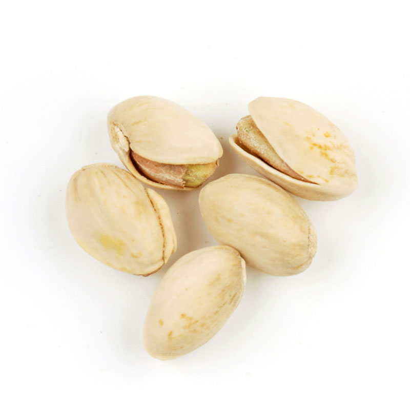 PISTACHIO, IN SHELL, ROASTED, SALTED*