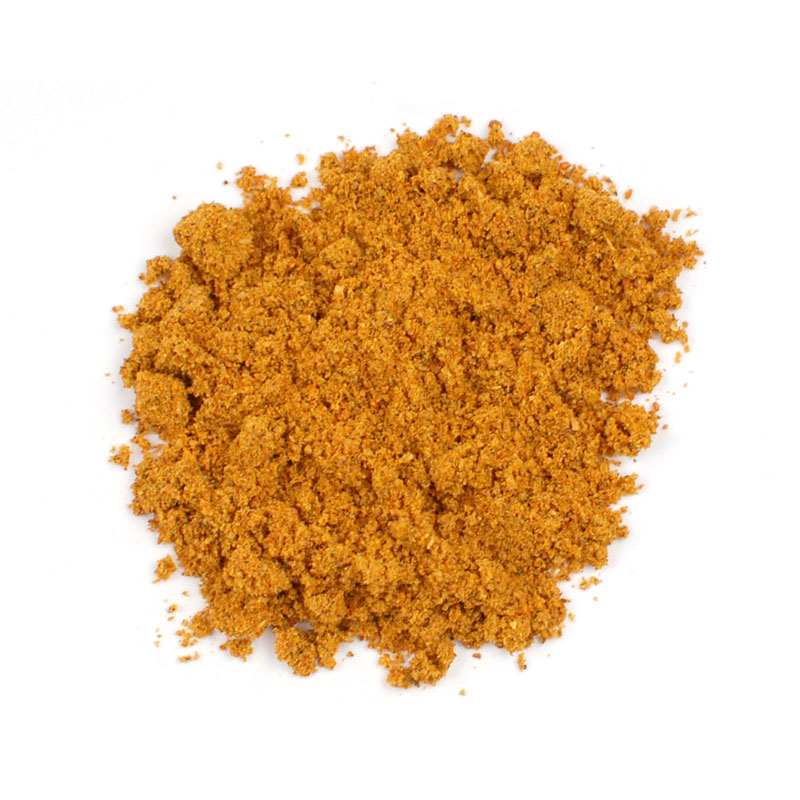 ORGANIC HOT CURRY POWDER* SALT FREE