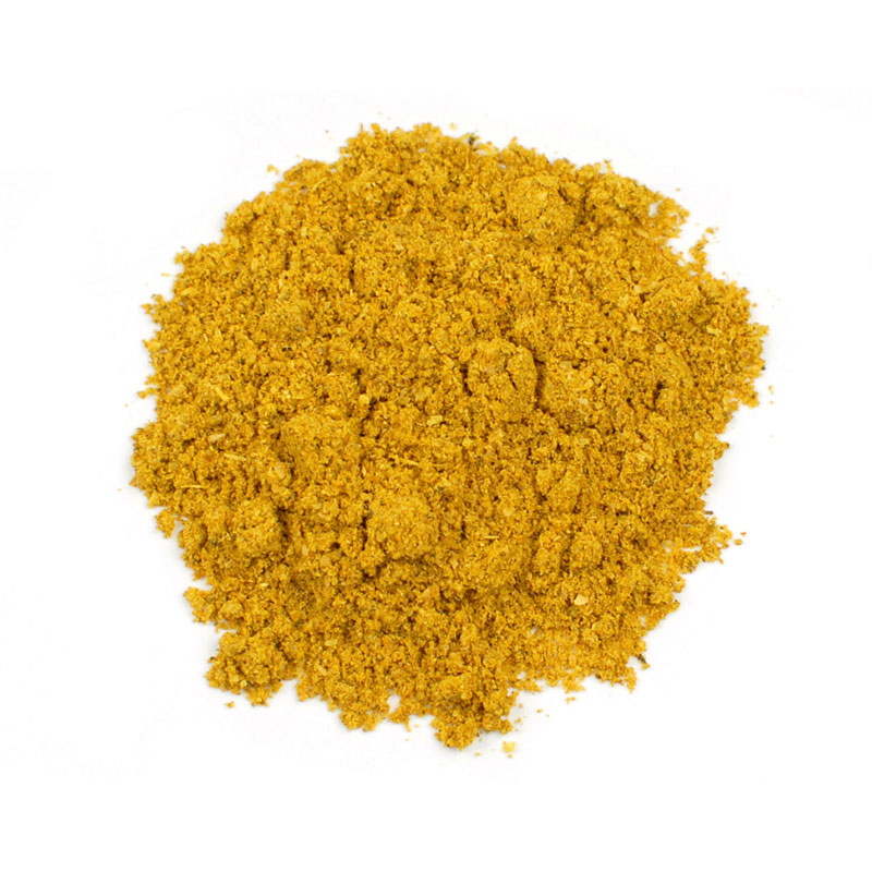 ORGANIC NO-SALT SWEET CURRY POWDER*