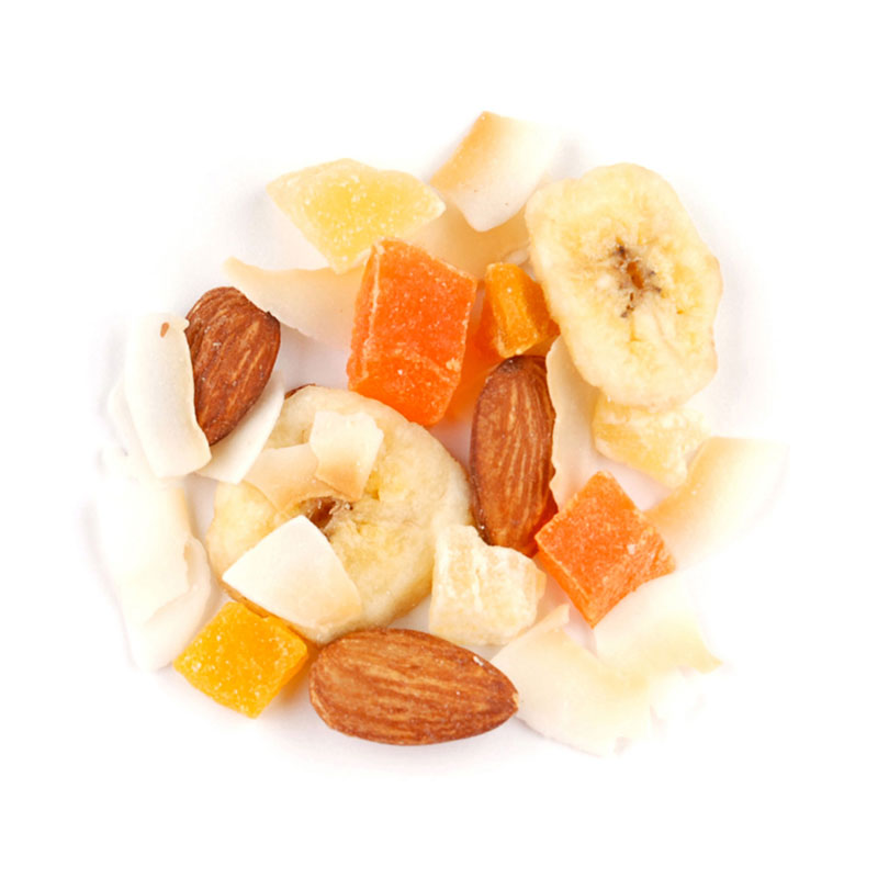 TROPICAL BLEND SNACK MIX*