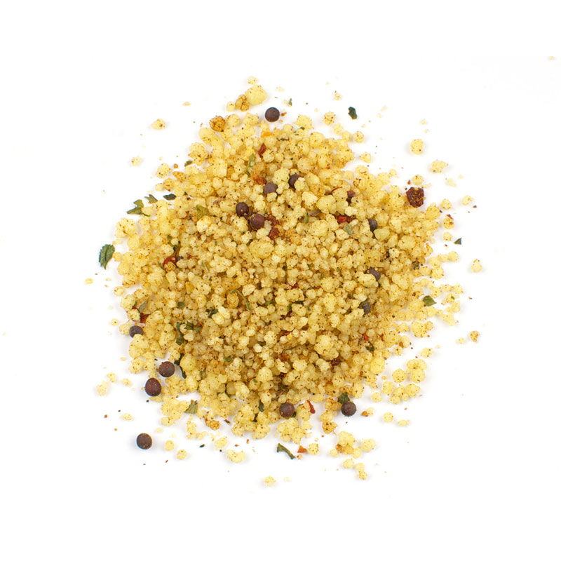 MOROCCAN SPICED COUSCOUS*