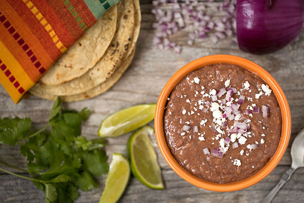 Classic Refried Beans