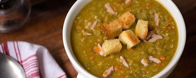 Split Pea and Ham Soup