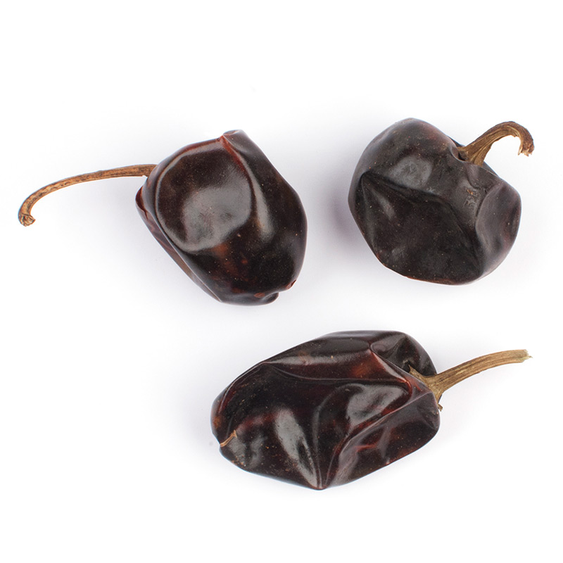 WHOLE CASCABEL CHILES