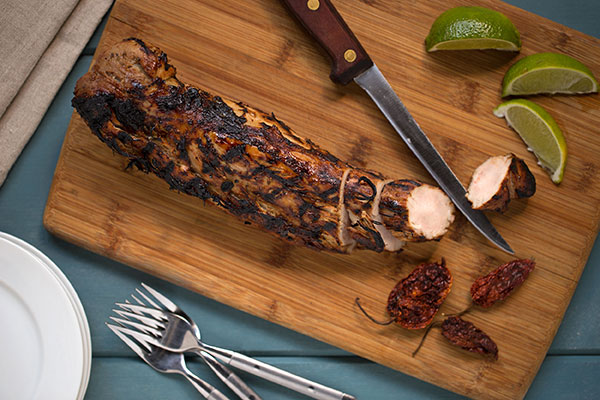Jerk Pork Tenderloin