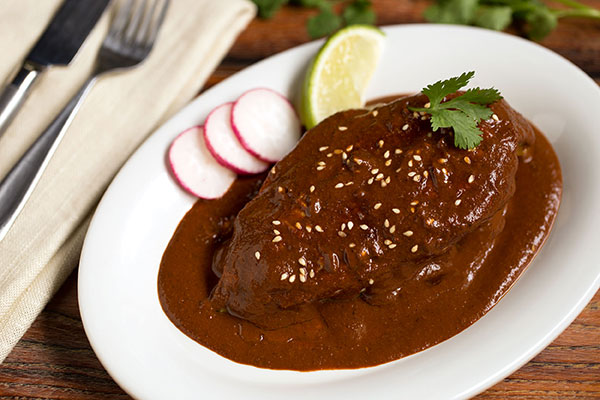 3 Chile Blend Mole Paste
