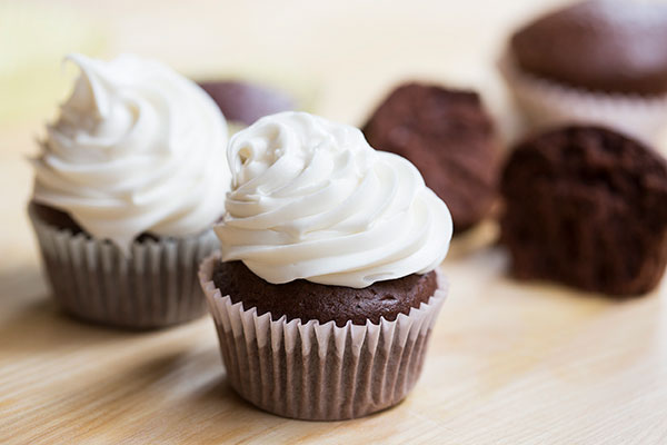 Basic Gluten-Free Chocolate Cupcakes