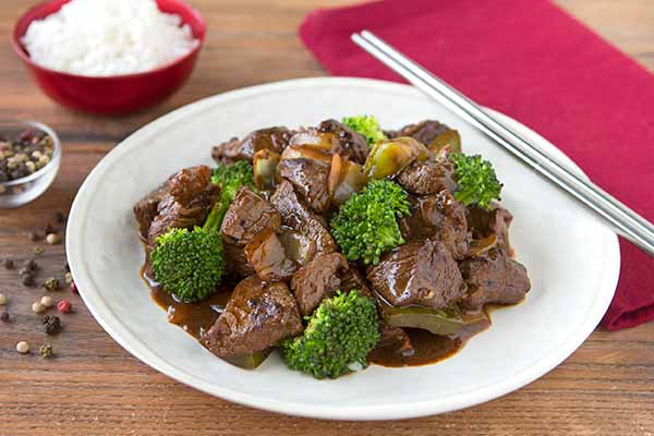 Chinese Four-Peppercorn Beef