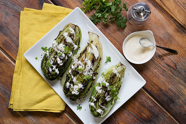SWEET ONION AND GOAT CHEESE DRESSING