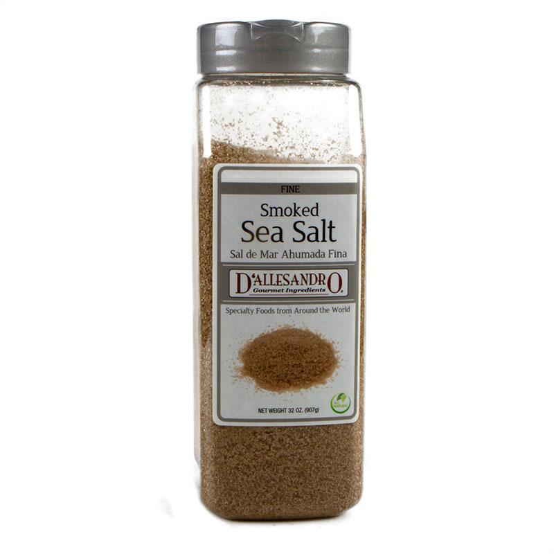 Fine Smoked Sea Salt
