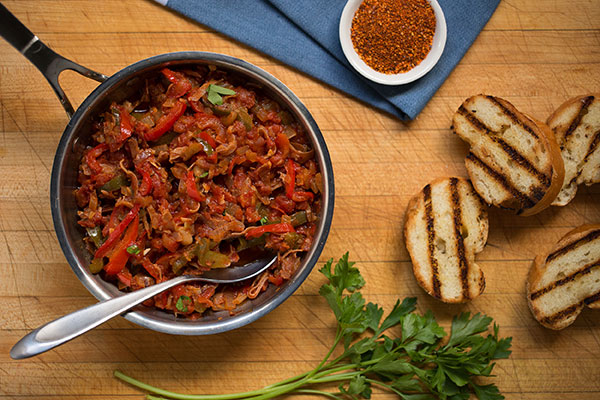 Piperade copyright recipe 2015 woodland foods forumfinder Image collections