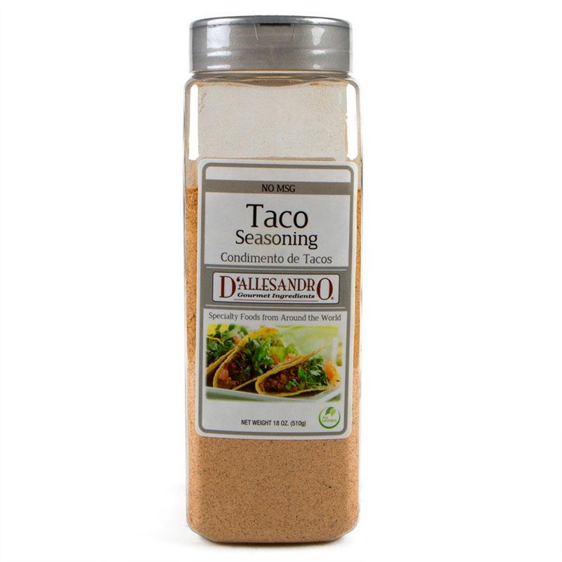 Taco Seasoning Recipe — Dishmaps