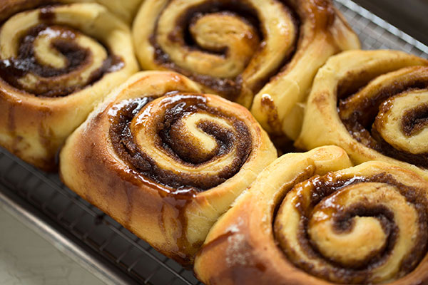 Brown Sugar Cinnamon Rolls