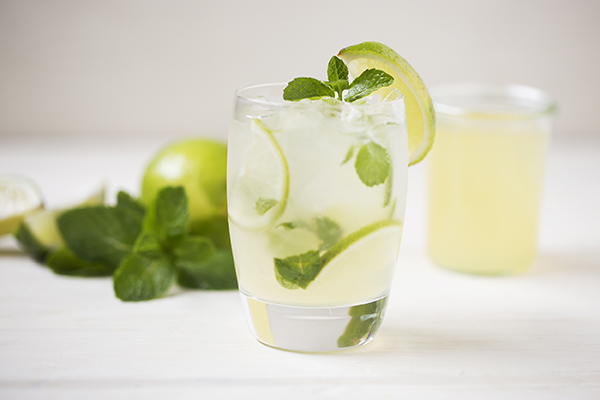Mojito with Simple Syrup
