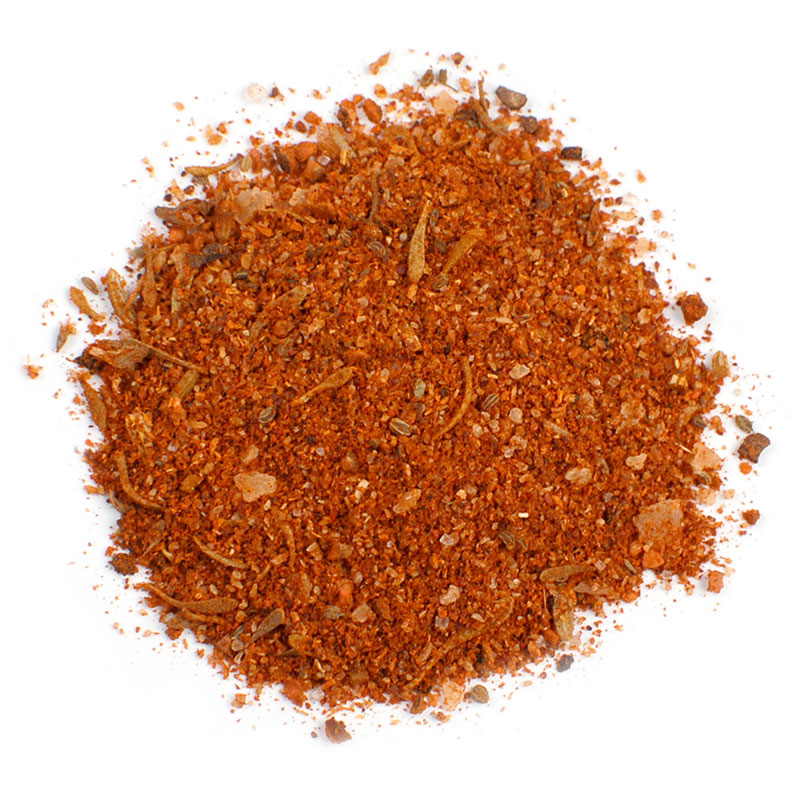 Chipotle Creole Rub Blend