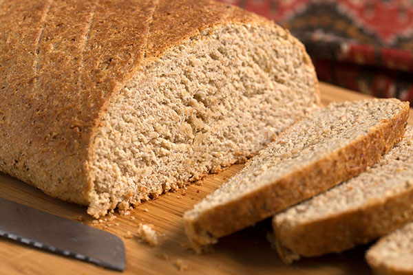 Seedless Light Rye Bread