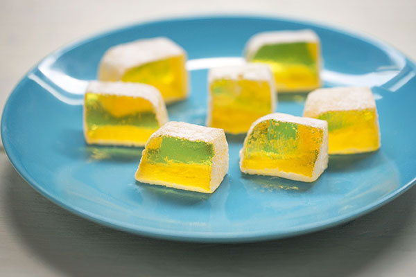 Lemon Gumdrops