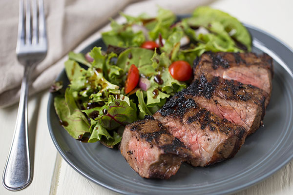 Balsamic Steak Rub
