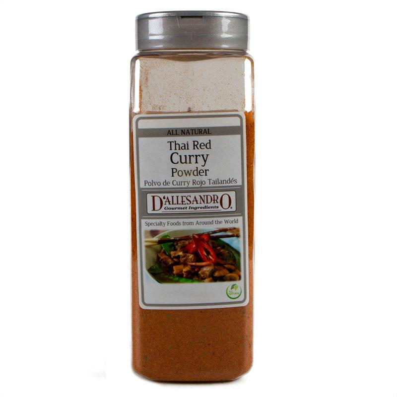 thai red curry powder
