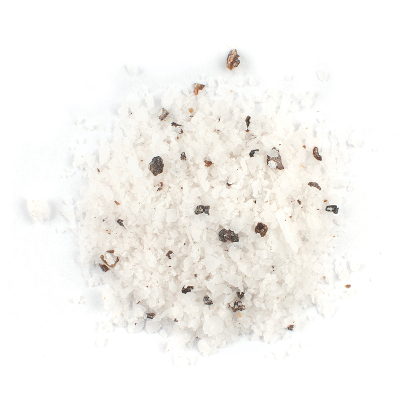Coarse Black Truffle Salt