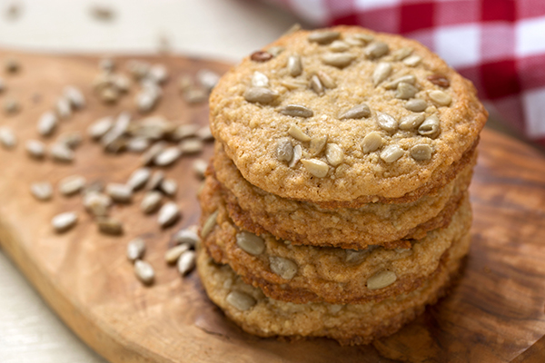 Sunflower Seed Cookies