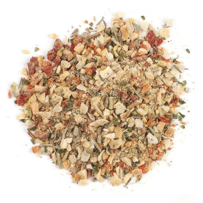 ORGANIC NO-SALT GARLIC HERB SEASONING*