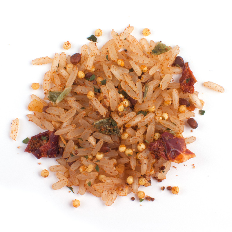 Organic Lowcountry Red Rice
