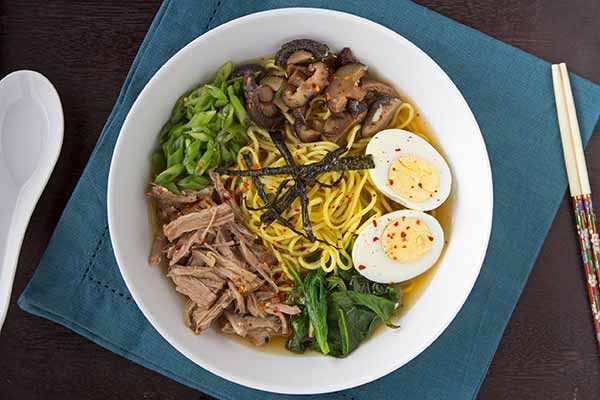 how to cook chuka soba noodles