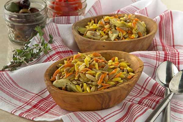 warm orzo salad with beets and warm orzo salad with beets and greens ...