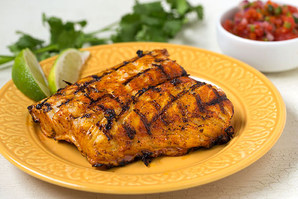 Yucatecan-Style Grilled Fish