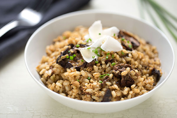 Brown Arborio Risotto