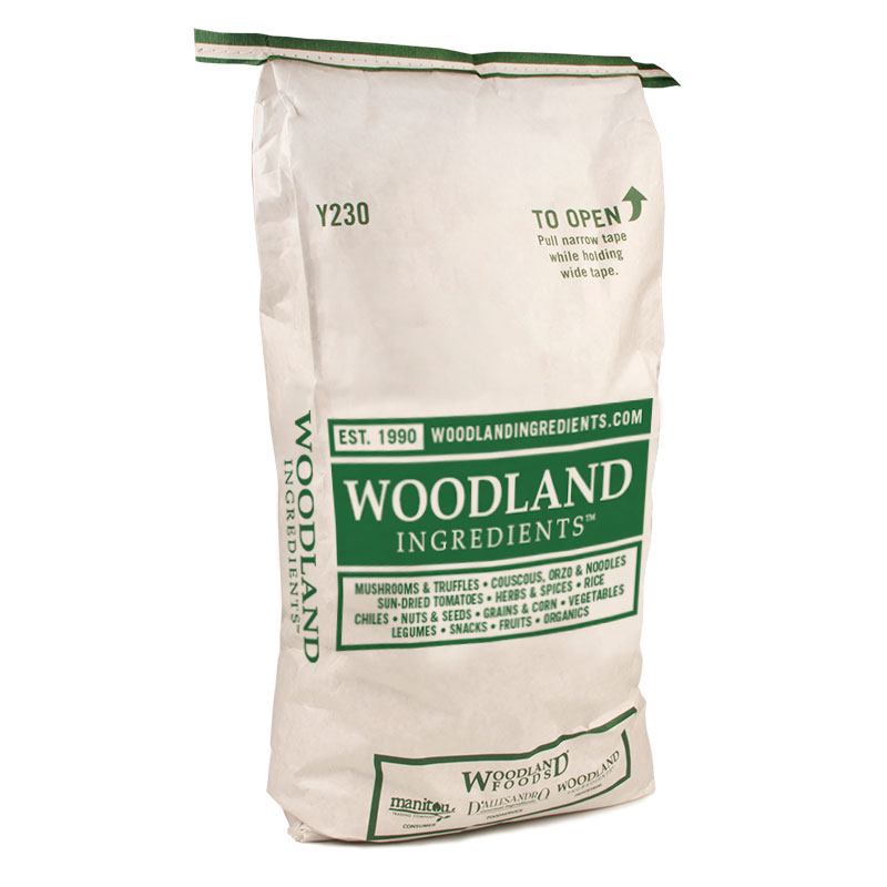 a bag of woodland ingredients